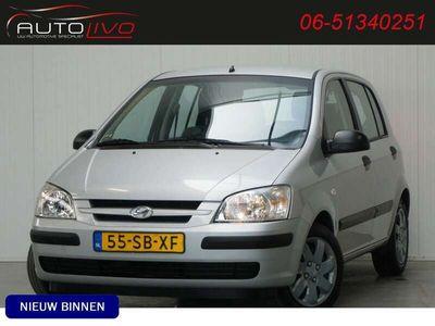 tweedehands Hyundai Getz 1.1i Young NAP/ST.BEKR/EL.RAMEN/RADIO.CD/VOL ONDER