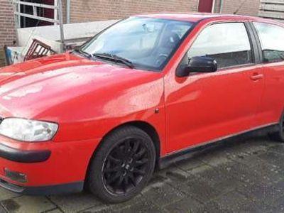 tweedehands Seat Ibiza 1.8 20V T Cupra 202pk met nieuwe APK