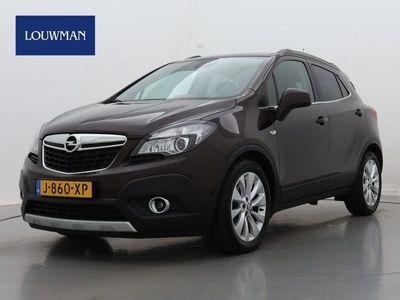tweedehands Opel Mokka 1.4 140 pk T Cosmo Automaat | Navi | Lederen Bekleding | Bi-Xenon | Stoel + Stuurverwarming |