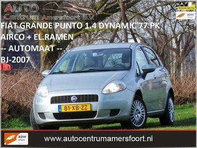 tweedehands Fiat Grande Punto 1.4 Dynamic ( AUTOMAAT + INRUIL MOGELIJK )