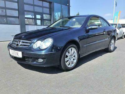 tweedehands Mercedes CLK200 Coupé 1.8 Kompressor AUTOMAAT Elegance, 59.000 KM.