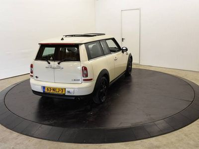 tweedehands Mini One Clubman 1.6 Business Panodak Airco Cruise Parrot-system