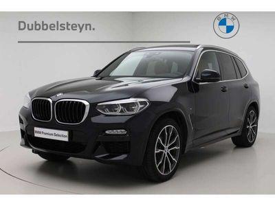 "tweedehands BMW X3 xDrive20i High Executive | M-sport | 20"" | Panoram"