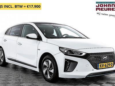 tweedehands Hyundai Ioniq 1.6 GDi Comfort NAVI | KEYLESS | ECC | Adaptieve CRUISE | 1e EIgenaar! -A.S. ZONDAG OPEN!-