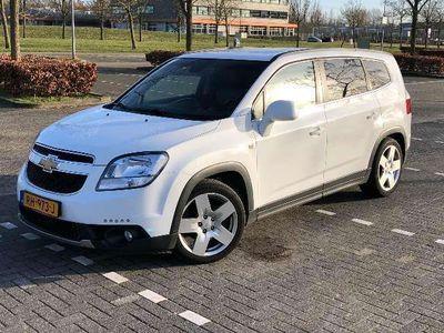 tweedehands Chevrolet Orlando 2.0D LTZ+