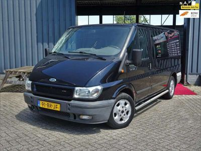 tweedehands Ford Transit 260S 2.0TDCi DUBBELCABINE 5PERSOONS AIRCO MARGE DU
