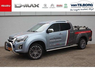 tweedehands Isuzu D-Max 1.9D 163pk Autom. 4WD LSX Dub.Cab.