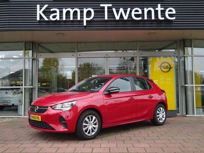 tweedehands Opel Corsa New 1.2 75 PK Edition, Navi, Airco, Cruise Control