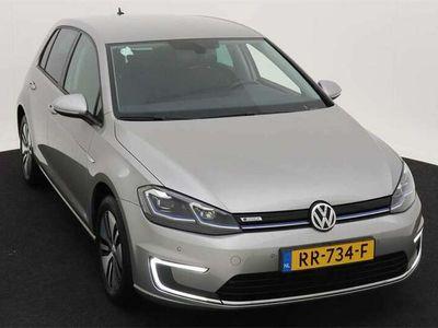 tweedehands VW Golf e-Golf (EXCL BTW) e-Golf AUT. *LED+NAVI+PDC+ECC+CR