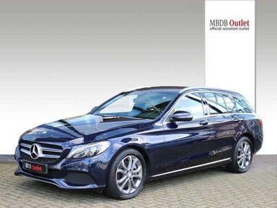 tweedehands Mercedes C300 Estate CDI HYBRID Lease Edition Line: Avantgarde