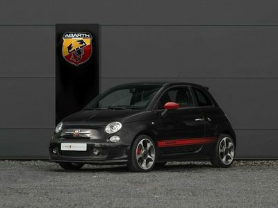 tweedehands Abarth 500 1.4 Turbo | Leer | 17 inch | Blue&Me