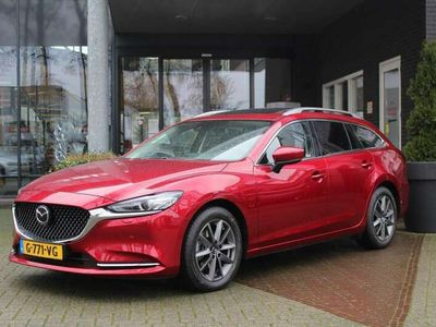 tweedehands Mazda 6 SportBreak 2.5i 195 pk Signature Leder, Schuif/kanteldak, 36