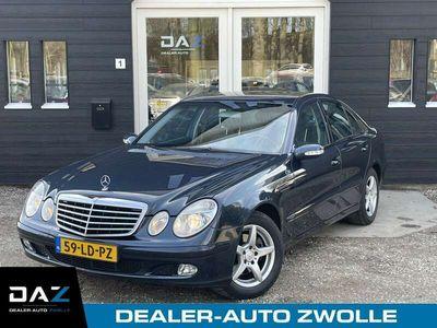 tweedehands Mercedes E200 Classic Aut/Ecc/Lm/Youngtimer!!/NL auto