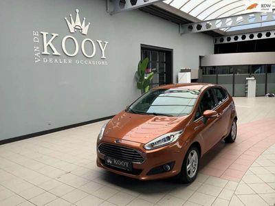 tweedehands Ford Fiesta 1.0 EcoBoost Titanium 6-12 m garantie