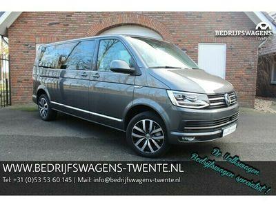 tweedehands VW Caravelle T6LR LANG 198pk DSG DUB/CAB HIGHLINE | ACC 18'' | LE