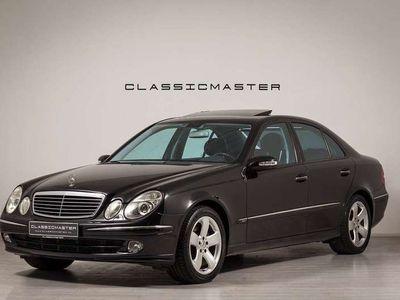 tweedehands Mercedes E500 Avantgarde BTW AUTO Fiscale waarde € 5000,-!