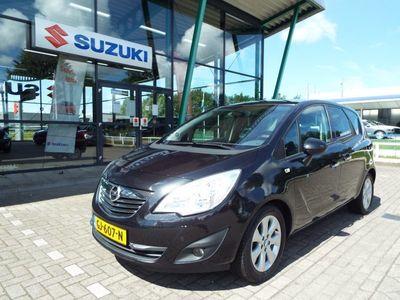 tweedehands Opel Meriva 1.4 Turbo Cosmo uitvoering | Cruise control | Parkeersensor voor en achter | Zomeeneemprijs!!!!