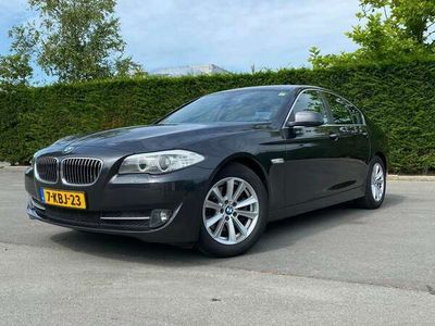 tweedehands BMW 520 520 5-Serie 2.0 DAUT 2013 Grijs