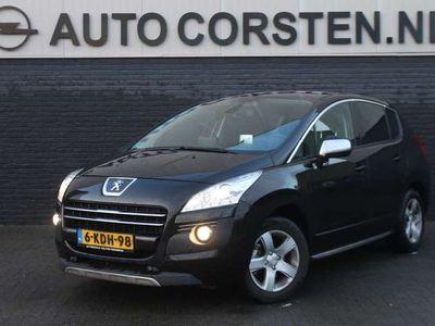 "tweedehands Peugeot 3008 2.0HDiF HYbrid4 Navi Ecc Pdc 17""Lm Cruise-Control"