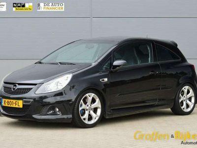 tweedehands Opel Corsa 1.6-16V T OPC [192PK Schroefset Recaro Leder]