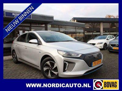 tweedehands Hyundai Ioniq 1.6 GDI HYBRID / ADD. CRUISSE / LANE ASSIST / EX B