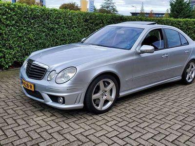 tweedehands Mercedes E63 AMG E 63 AMG V8149000km Disctronic 514pk Schuifdak Nieuwst
