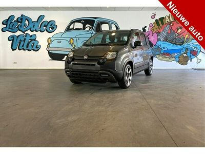 tweedehands Fiat Panda Cross  1.0 City donker grijs