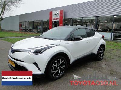 tweedehands Toyota C-HR 1.8H Bi-Tone Black & White