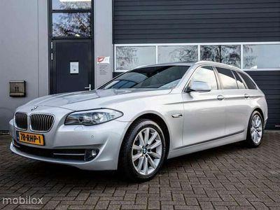 tweedehands BMW 520 520 Touring d high Executive navi leer pano camera
