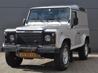 "tweedehands Land Rover Defender 2.5 Td5 90"" Hard Top, CV, LMV, Trekhaak, APK 03-21"