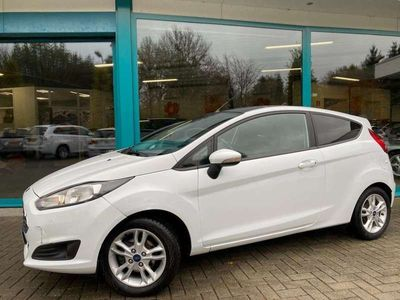 tweedehands Ford Fiesta 1.25 81pk CHAMPIONS EDITION Airco, 15 Inch