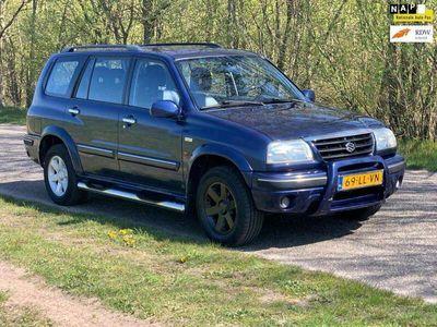 tweedehands Suzuki Grand Vitara XL-72.7 V6 7p.