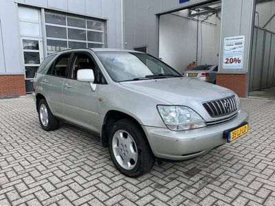 tweedehands Lexus RX300 300 Executive LPi
