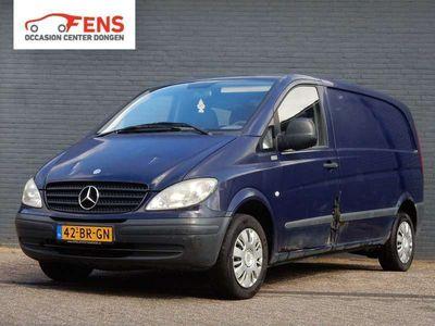 tweedehands Mercedes Vito 109 CDI 320 AIRCO! EXPORTPRIJS!! APK t/m 24-10-202
