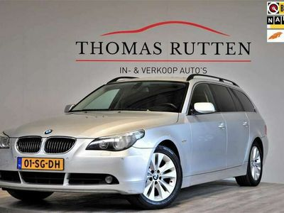 tweedehands BMW 535 535 Touring d High Executive 2006 | Airco | Trekhaa