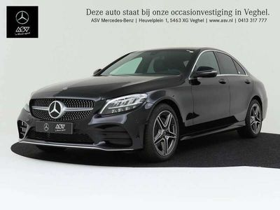 tweedehands Mercedes C180 Business Solution AMG