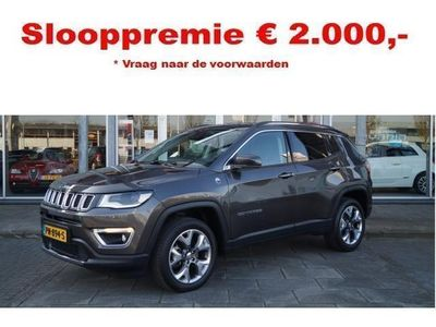 tweedehands Jeep Compass 1.4 MultiAir 170 Limited Opening Edition 4x4 AUTOM