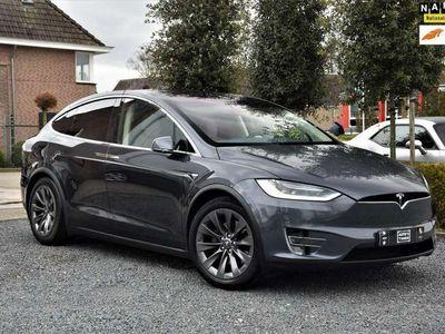 tweedehands Tesla Model X 90D Base 6p. Incl. €60.439 1e Eig Full Opt. Trekha