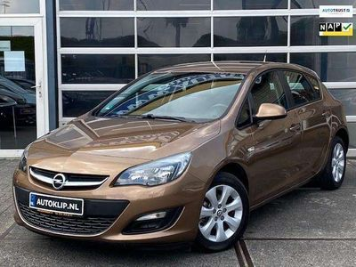 tweedehands Opel Astra 1.4 Turbo Sport + Automaat Climate Control 62000KM