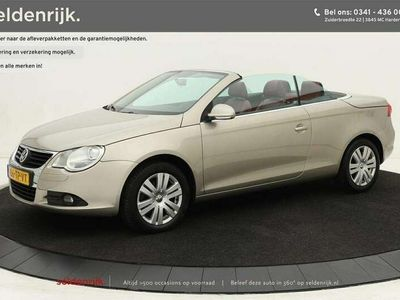 tweedehands VW Eos 1.6 FSI 16V 115pk | Airco | Cruise control | Volle
