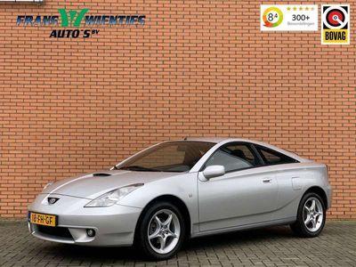 tweedehands Toyota Celica 1.8 VVT-i | CV | Elektrische ramen | Radio | 143pk! | 1e eigenaar | Uniek |