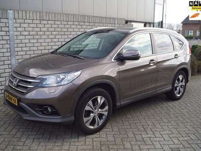tweedehands Honda CR-V 2.2D AWD Executive Leder Xenon Panodak Camera Clim