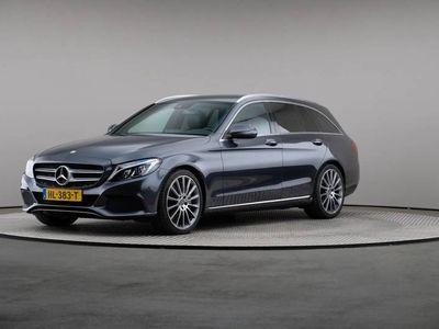 tweedehands Mercedes C350e C-Klasse EstateLease Edition Avantgarde, Automaat, LED, Navigatie,