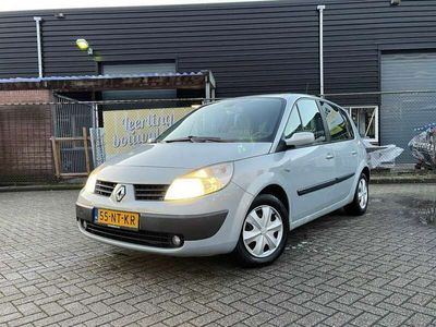 tweedehands Renault Scénic 1.6-16V Dynamique Comfort Climate Cruise Ctr Trekh