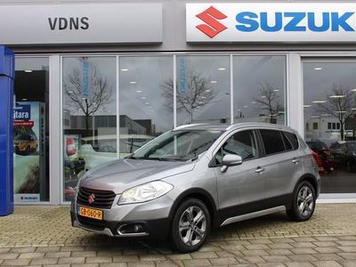 tweedehands Suzuki SX4 S-Cross 1.6 DDiS Exclusive BTW! Dealer onderhouden info 04