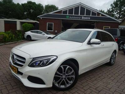 tweedehands Mercedes C350 Estate e Lease Edition Ex.BTW, Bomvol Opties!!