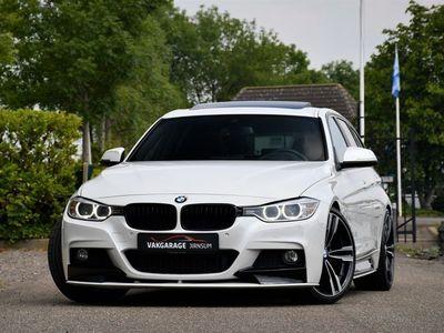tweedehands BMW 320 3-SERIE Touring d M-Performance Head-Up Navi Xenon Dak Keyless Stoelverwarming