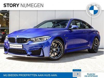 tweedehands BMW M4 Coupé CS Automaat Origineel Nederlands geleverd (