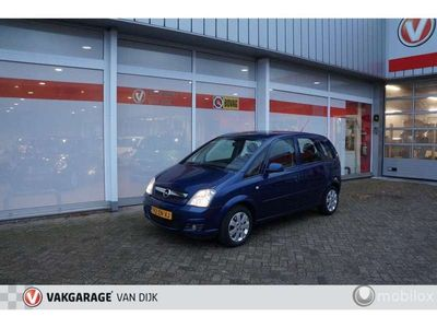 tweedehands Opel Meriva 1.6-16V Business 1e eig / Dealer onderhouden