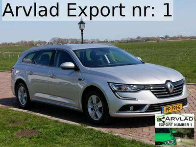 tweedehands Renault Talisman 8599**AUT**2017** Estate 1.5 dCi 110 Limited**2017